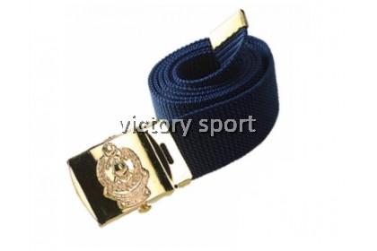 Kadet Bomba Dark Blue Nylon Belt